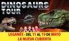 "Entrada a ""Dinosaurs Tour"""