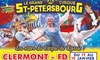 Le grand cirque de Saint-Pétersbourg à Clermont-Ferrand