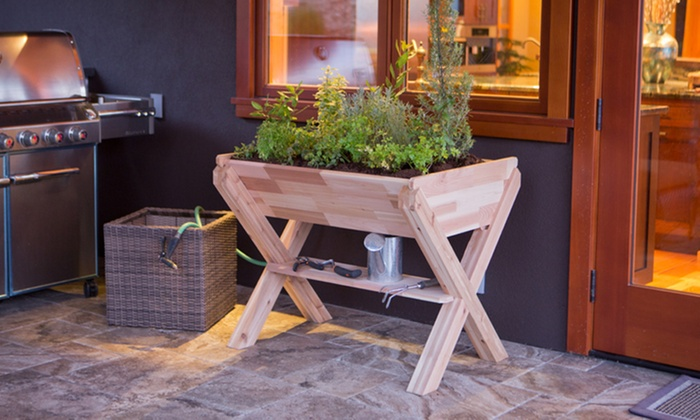 Cedarcraft Garden Beds And Elevated Planters