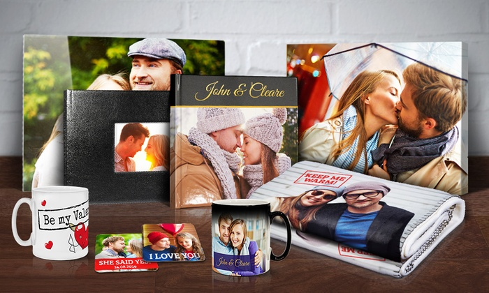Custom Photo Products from Printerpix (Up to 88% Off)