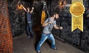 EXITROOM-רשת משחקי קווסט במציאות-חדרי בריחה אקזיט רום: Exit Room, רשת חדרי בריחה הגדולה בישראל, מזמינה לחוויה מטריפה: יותר מ-15 משחקים לבחירה בכל הארץ, החל מ-119 ₪ לזוג!
