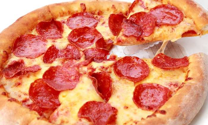The Grill at Silver Creek Lanes - Silverton: Pizza and Soda at The Grill at Silver Creek Lanes (48% Off)