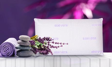 1 o 2 almohadas visco néctar de brisa con aroma a lavanda