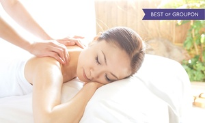 Luxury Lashes: One 60 or 90-Minute Massage at Luxury Lashes (Up to 61% Off)