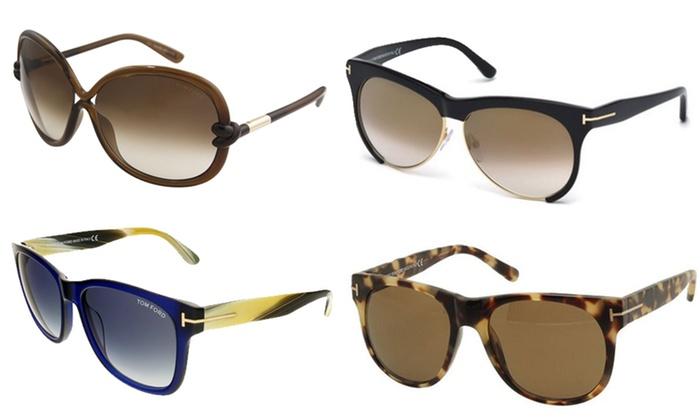 Groupon Goods Global GmbH: Gafas de sol unisex Tom Ford por 66,99 € (hasta 79% de descuento)