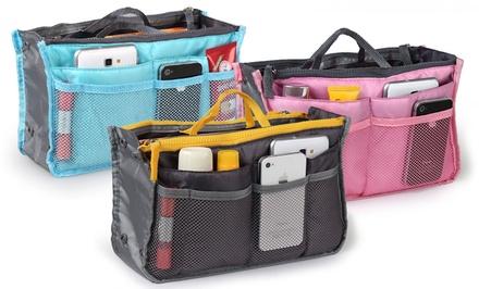Handbag Insert-Organizer Tote