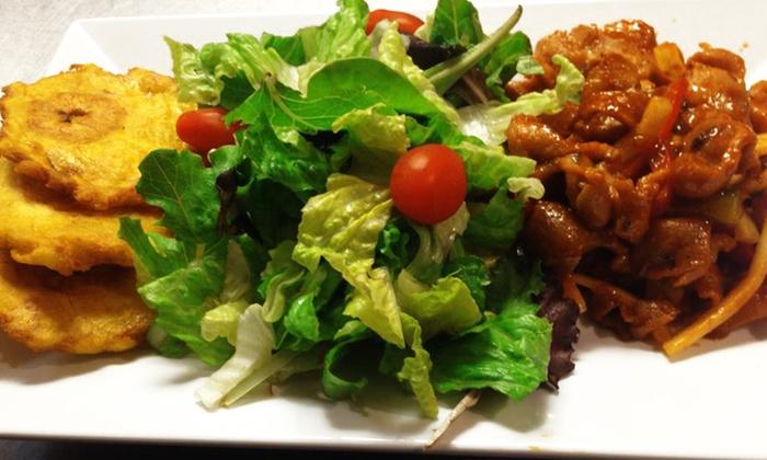 Le Lambi Miami - The Hammocks: Caribbean Food at Le Lambi Miami (Up to 48% Off). Two Options Available.
