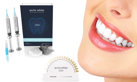 Arctic White Zero Peroxide-Free Teeth Whitening Kit: One ($29.95) or Two ($49.95) (Don't Pay up to $248)