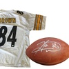 NFL Pittsburgh Steelers Autographed Memorabilia with Certificate