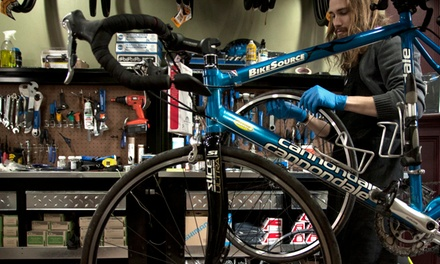 $39 for $70 Worth of Bicycle Repair — Riverbend Cycles