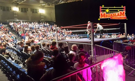 Megaslam American Wrestling, 6 March 30 May, Multiple Locations
