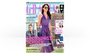 Eventus Media GmbH: Halbjahres-Abo (26 Ausgaben) der Zeitschrift GRAZIA frei Haus (94% sparen*)