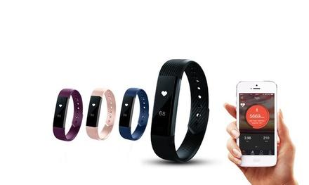 Aquarius Fitness-Armband mit Herzfrequenz-Messer in der Farbe nach Wahl inkl. Versand (Koln)