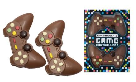 Chocolade Playstationcontroller van Martins Chocolatier, gratis bezorging