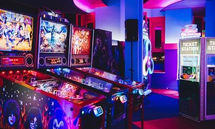 € 10 voor € 20 speeltegoed voor de games bij Gamestate in Den Haag en Eindhoven