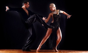 Easy Peasy Ballroom: $34 for $75 Worth of Salsa-Dance Classes — Emilia
