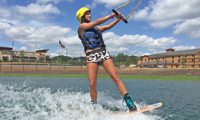 Terminus Wake Park - Terminus Wake Park: 20-Minute Private Beginner Lesson or 2-Hour Pass for One at Terminus Wake Park (Up to 42% Off)