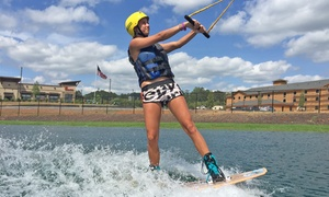 Terminus Wake Park: 20-Minute Private Beginner Lesson or 2-Hour Pass for One at Terminus Wake Park (Up to 40% Off)