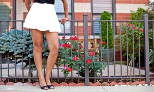 Be Bare Laser Center: Laser Hair Removal Treatments at Be Bare Laser Center (Up to 85% Off). Eight Options Available.