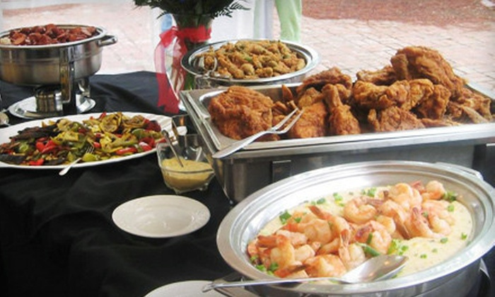 The Foster House - Cumming: Southern Cuisine at The Foster House (Up to 60% Off). Three Options Available.