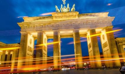 Berlijn: 4 daagse trip incl. luxe busreis en 3 hotelovernachtingen met ontbijt