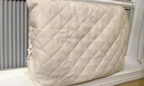 Evelots Indoor Air Conditioner Cover 18b2c551-9bb3-4acf-9fb0-f1f828f7b609