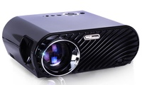 Deals on Pyle Compact Color Pro Digital HD 1080p LCD Projector