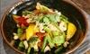 Five-Dish Thai Experience