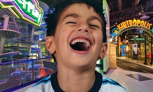 Children's Museum of Houston: One, Two, or Four Admissions to the Children's Museum of Houston (Up to 65% Off)