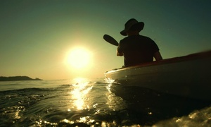 Boating in DC: $44 for Four One-Hour Kayak or Paddleboard Rentals from Boating in DC ($88 Value)