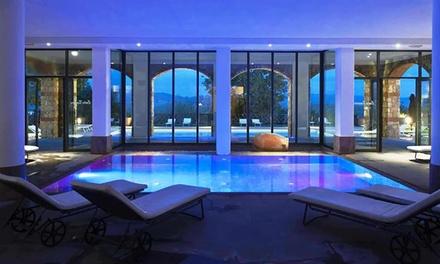Chianti 4*: camera Classic con mezza pensione, Spa, e massaggio Compagnie Des Hotels Radda Wellness&Spa Resort