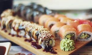 Sushi Yu: Up to 47% Off Sushi at Sushi Yu