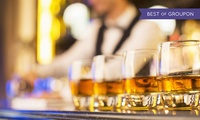 The Whiskey Affair for Two or Four, 26 August, Winchester Guildhall (Up to 59% Off)
