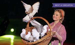 """Ovation Event: Neuinszenierung des Musicals """"Cinderella on Ice"""" am 15. und 16. Dezember 2017 im ISS Dome Düsseldorf (bis zu 36% sparen)"""