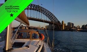 Sailaway Sydney: Sydney Harbour Sailing Tour for One ($45) or Six ($262) with Sailaway Sydney (Up to $450 Value)