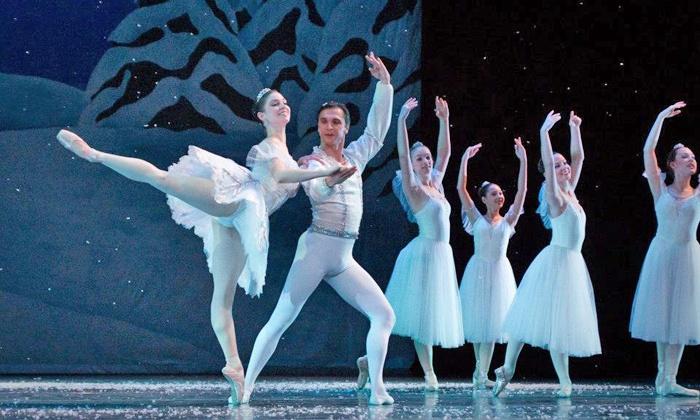 """The Nutcracker"" - Hylton Performing Arts Center: Manassas Ballet Theatre's ""The Nutcracker"" at The Hylton Performing Arts Center, December 19–23 (Up to 40% Off)"