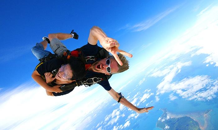Skydiving sydney deals groupon / Penske coupon