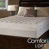 """ComforPedic Loft from BeautyRest 2.5"""" Foam and Fiber Mattress Topper"""