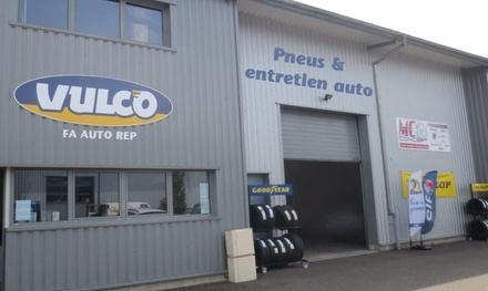 Vidange 10W40, 5W40 ou 5W30 avec changement du filtre à huile dès 39,90 € chez Vulco Obernai