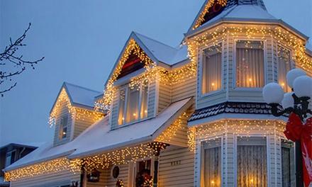 180, 360 oder 720 warmweiße LED-Lichter (Stuttgart)