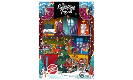 One or Two Snaffling Pig Advent Calendars