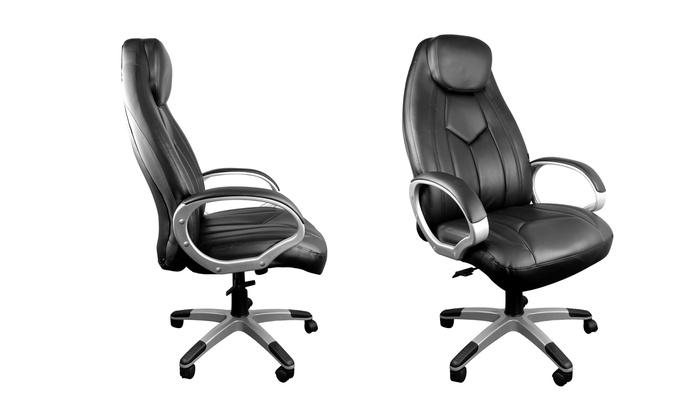 Luxe bureaustoelen in modellen groupon goods