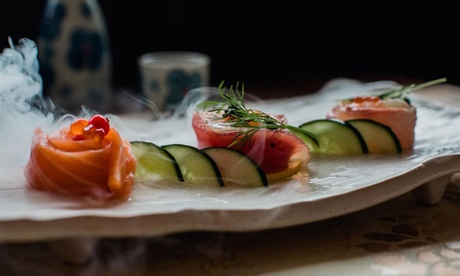 Pranzo o cena All You Can Eat con sake, per 2, da Butterfly King Di Cesenatico (sconto fino a 36%)