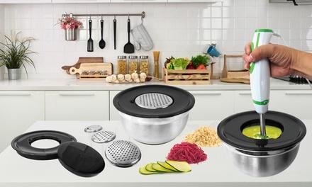 Set di utensili da cucina Silvano