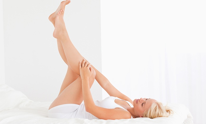 Agape Medical Spas - Warwick: Six Laser Hair-Removal Treatments for a Small, Medium, or Large Area at Agapé Medical Spa (Up to 82% Off)