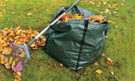 1 o 2 bolsas grandes de 82l para residuos de jardín
