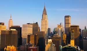 D and S Tours: Sightseeing and Shopping Bus Tour of New York City for One, Two, or Four from D and S Tours (Up to 65% Off)