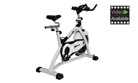 powertech icycle racing exercise bike