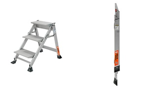 Little Giant Jumbo 3-Step Ladder