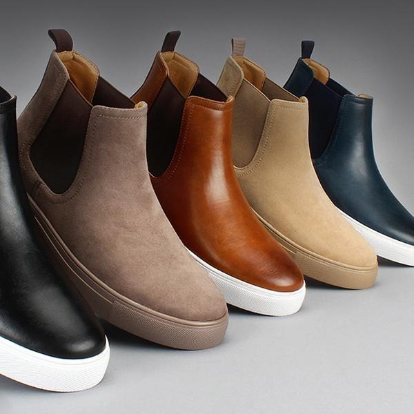 a42e12cf1c8 Harrison Chelsea Men's Sneaker Boots